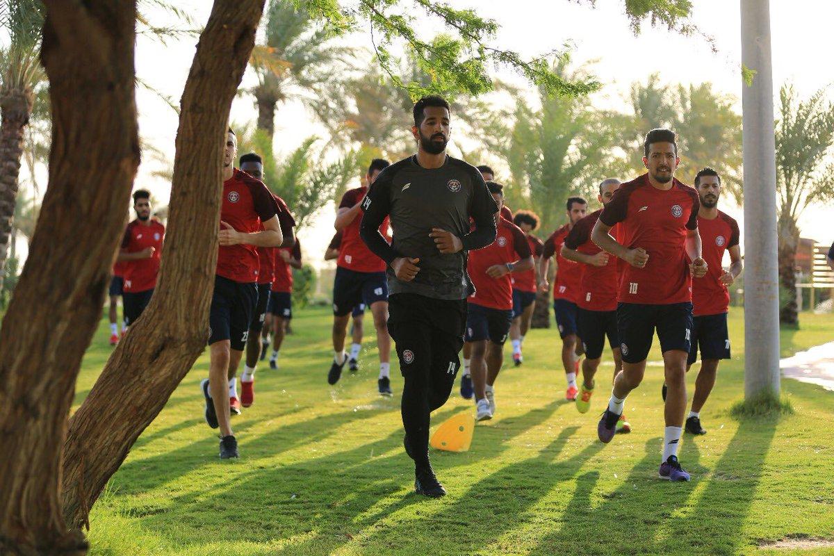 Al-Adalah move training to Jawatha Park in Al-Ahsa | الدوري السعودي  للمحترفين