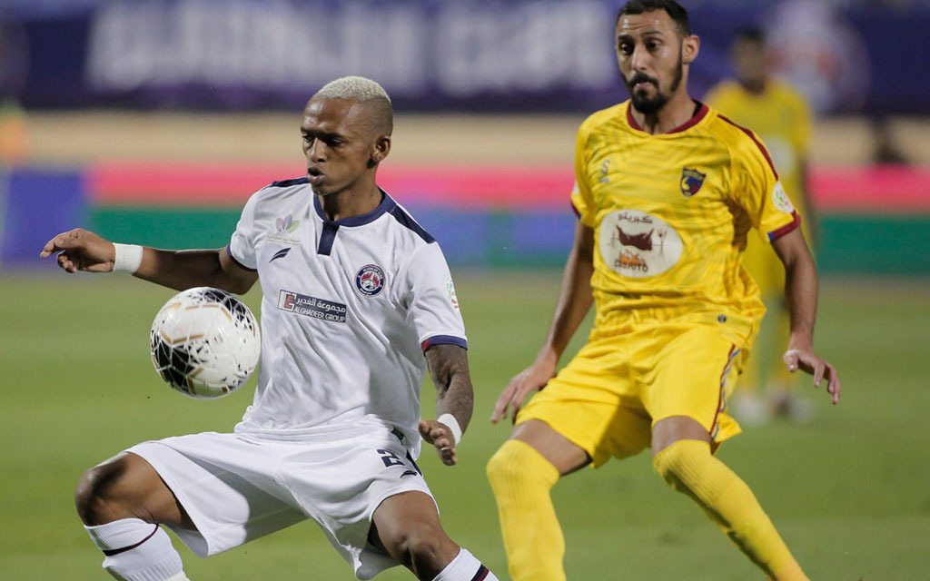 Al-Hazm rescue thrilling draw with Al-Adalah