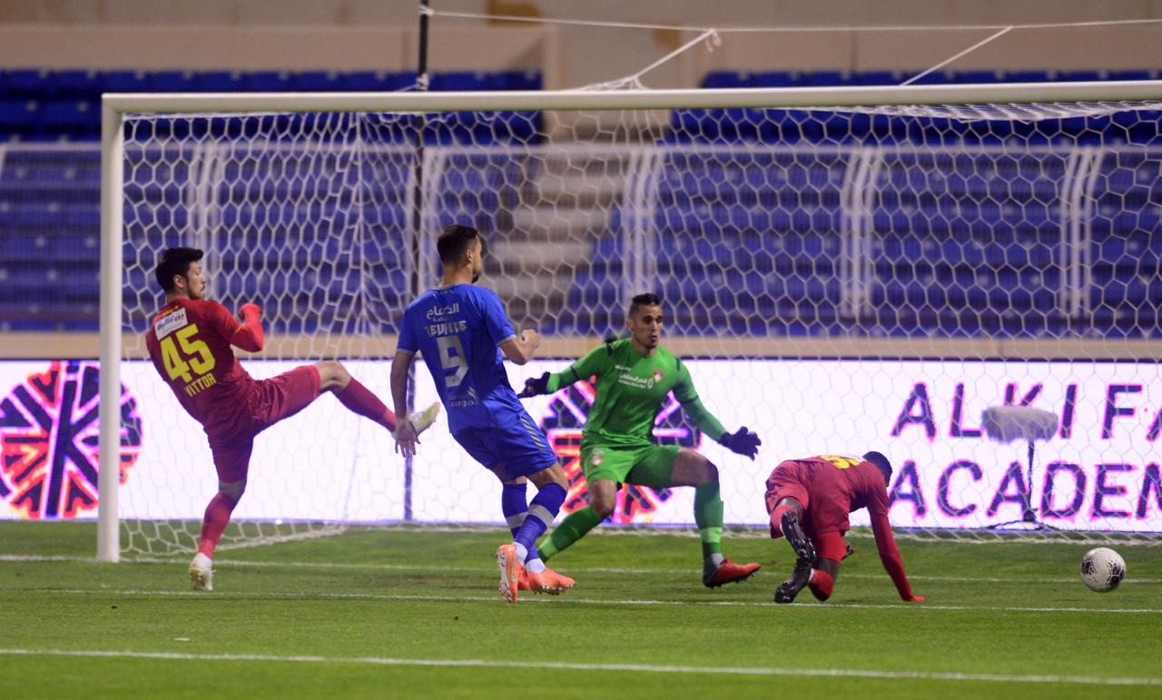 Al-Fateh and Damac open matchday 15 with a goalless draw