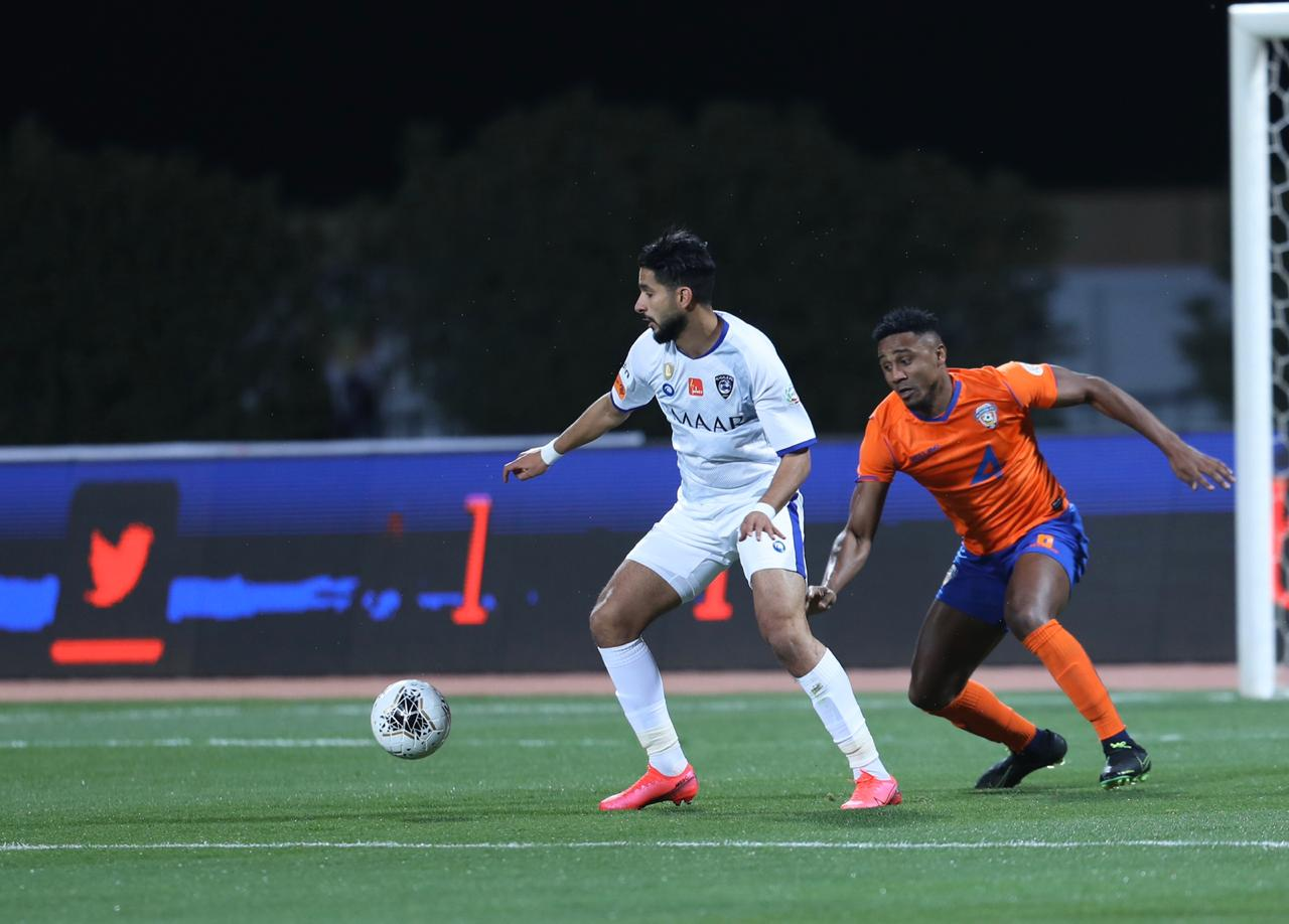 Al-Hilal beat Al-Faihaa to go 6 points clear